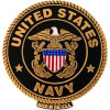 98010 - US Navy Magnet