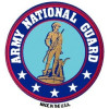 98025 - Army National Guard Magnet