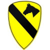 98036 - 1st Cavalry Division Magnet