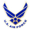 """98049 - US Air Force Magnet 3"""""""