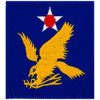FL1002 - 2nd Air Force Small Patch