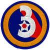 FL1003 - 3rd Air Force Small Patch