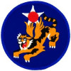 FL1014 - 14th Air Force Small Patch