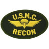 FL1097 - US Marine Corps Recon Small Patch