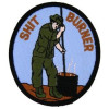 FL1204 - Shit Burner Small Patch