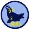 FL1271 - Seal Team 2 Small Patch