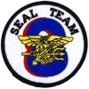 FL1404 - Seal Team 8 Small Patch