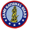 FL1627 - Army National Guard Small Patch