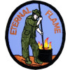 FL1873 - Eternal Flame Small Patch