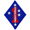 FL35 - Guadalcanal 1st Marine Small Patch