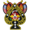 FLB1236 - US Marine Corps Small Patch
