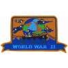 FLB1505 - World War II Colored Patch