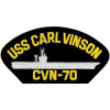 FLB1617 - USS Carl Vinson CVN-70 Black Patch