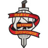 FLD1955 - Death Before Dishonor Back Patch