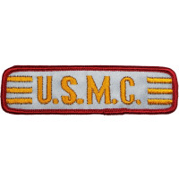 FLB1967 - U.S.M.C. Marines (REFLECTIVE) Patch