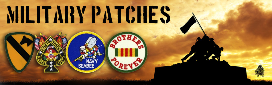 Hoover is Your Number One Source for Military Pins, Patches